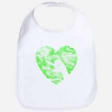 LOVE MY MOM - ASL Bib