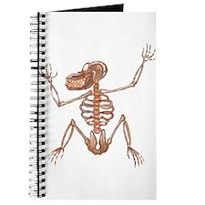 Baboon Skeleton Journal