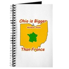 Ohio is Bigger than France Journal