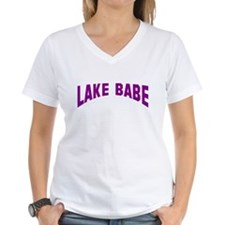 Lake Babe for Girls Who Love Shirt