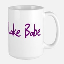 Lake Babe for Girls Who Love Mug