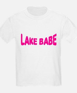 Lake Babe for Girls Who Love T-Shirt