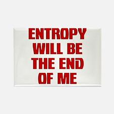 Entropy End Magnets