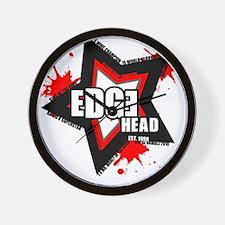 EDGEHEAD Wall Clock