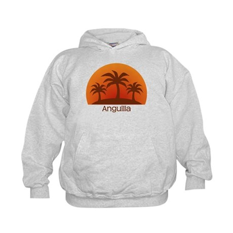 Anguilla Kids Hoodie