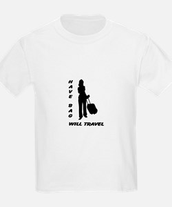 Have Bag, Will Travel T-Shirt