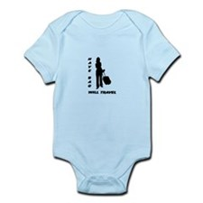 Have Bag, Will Travel Infant Bodysuit