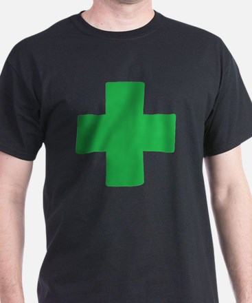 Green Cross T-Shirt