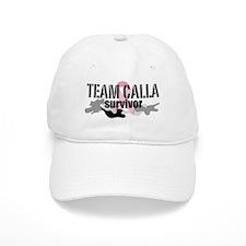 TEAM CALLA Survivor Custom Baseball Cap