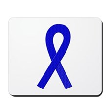 Blue Ribbon Mousepad