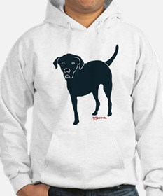 Tri-Lab Silhouette (Front) Hoodie
