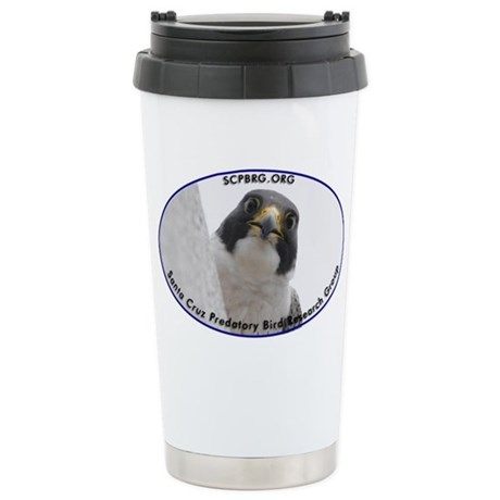 George watchful - Stainless Steel Travel Mug