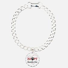 Adopt a Shelter Pet Bracelet