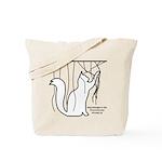 The Geeks Cat's Tote Bag