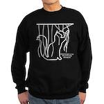 The Geeks Cat's Sweatshirt (dark)
