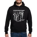 The Geeks Cat's Hoodie (dark)