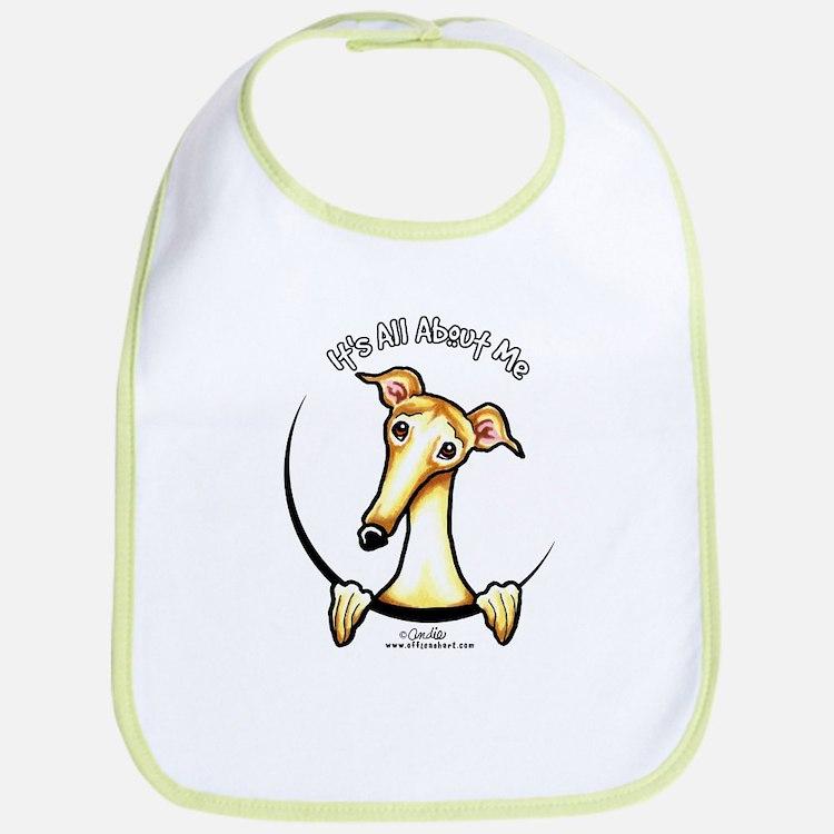Fawn Greyhound IAAM Bib