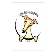 Fawn Greyhound IAAM Postcards (Package of 8)