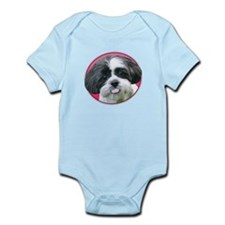 Funny Shih Tzu Infant Bodysuit