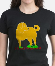 Golden Tripawd Love Tee