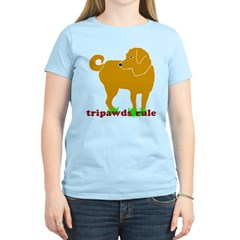 Golden Tripawds Rule T-Shirt