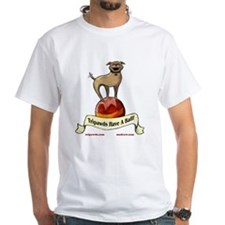 1-Sided Tripawds Have A Ball Shirt