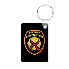 ThinRedLine SupportFirefighte Keychains