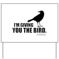 Castle Yard Sign