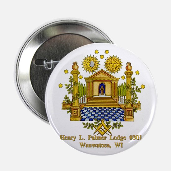 """Palmer Lodge 2.25"""" Button (10 pack)"""
