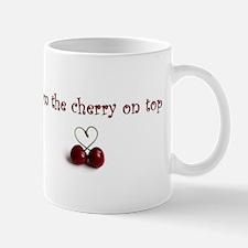 Flirty & Cute Cherry on Top Mug