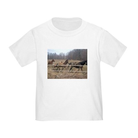 Hagan's Horses Toddler T-Shirt