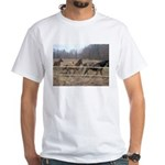 Hagan's Horses White T-Shirt
