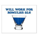 Romulan Ale Small Poster
