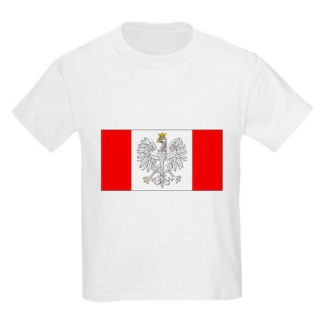 Polish Canadian Kids Light T-Shirt