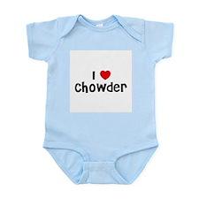 I * Chowder Infant Creeper
