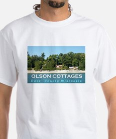 Olson Cottages Door County Shirt
