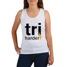 Tri Harder Women's Tank Top