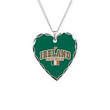 IE Ireland(Eire/Erin)Hockey Necklace