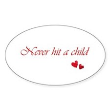 Child Abuse Awareness & Love Decal