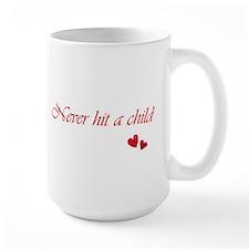 Child Abuse Awareness & Love Mug