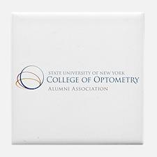 Cute Optmetry Tile Coaster