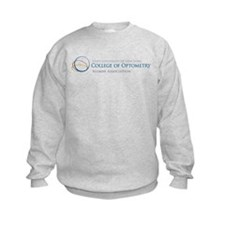Cute College of optometry Sweatshirt