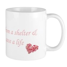 Pet Rescue & Adoption Mug
