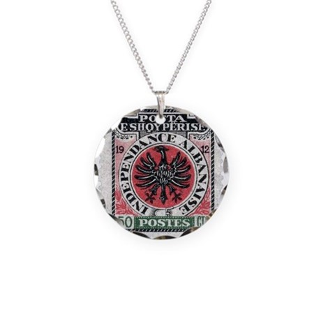 albanian necklace by albaniaforever