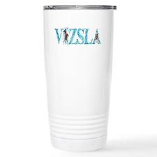 Hungarian Vizsla Travel Mug (Beau