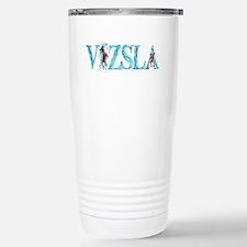Vizsla (beau) Thermos Mug