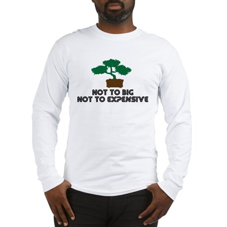 nottobig Long Sleeve T-Shirt