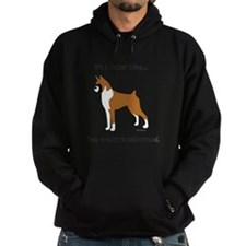 It's a Boxer Thing... Hoodie