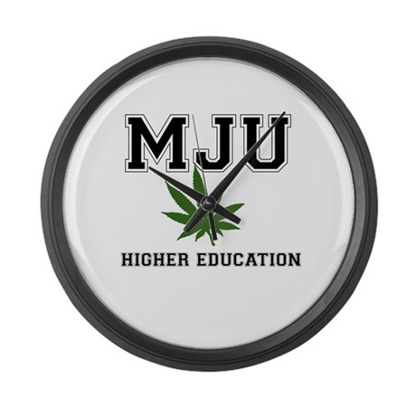 MJU Large Wall Clock