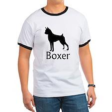 Boxer Silhouette T
